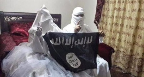 Marriage to ISIS Fighters: A Ghost That Haunts Women in Eastern — Syria  Deeply