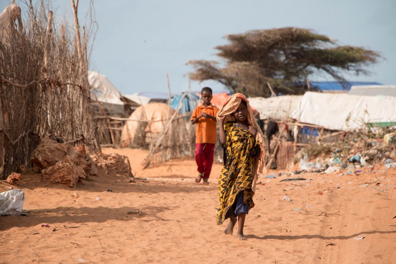 Without basic sanitation and health care, most refugees feel they are worse off than when they were living in Dadaab. (Ashley Hamer)
