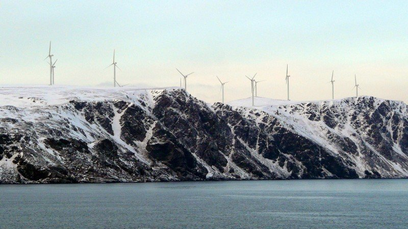 Wind power could revolutionize energy production for remote, off-grid communities. (Flickr, CC BY-NC-SA 2.0/Benjamin Dumas)