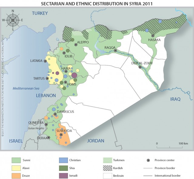 How Sectarianism Can Help Explain The Syrian War Syria Deeply