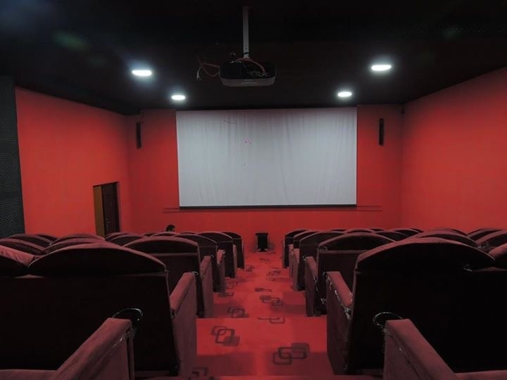The Galaxy Family Cinema, where most of the screenings are reserved for families, giving women a chance to relax away from unwanted male attention. (Courtesy of Galaxy Family Cinema)
