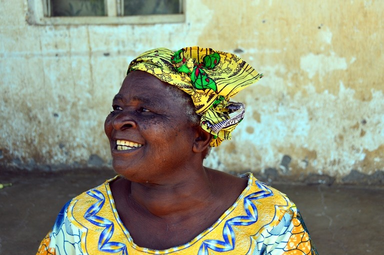 Ida Alli, the senior chief of Chiradzulu District, raised the legal age of marriage in her village up to 22 and personally enforces the law. (Didem Tali)